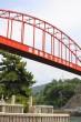 塚は旧音戸大橋の倉橋島側のたもとにあります。